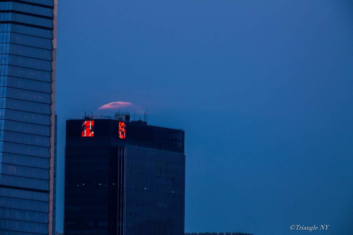 Second Super Moon in April 7 2020 -Super Pink Moon- 〈記録〉_a0274805_05193527.jpg