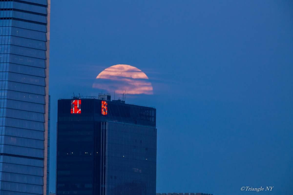 Second Super Moon in April 7 2020 -Super Pink Moon- 〈記録〉_a0274805_05200823.jpg