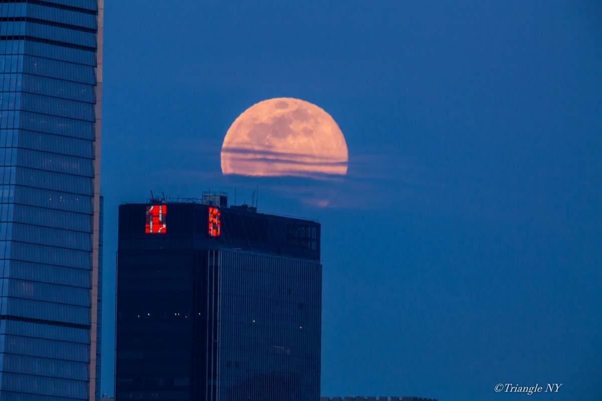 Second Super Moon in April 7 2020 -Super Pink Moon- 〈記録〉_a0274805_05202817.jpg