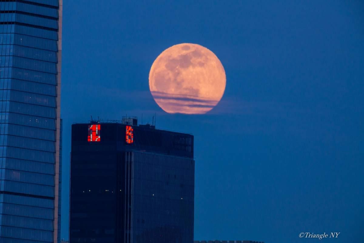 Second Super Moon in April 7 2020 -Super Pink Moon- 〈記録〉_a0274805_05204320.jpg