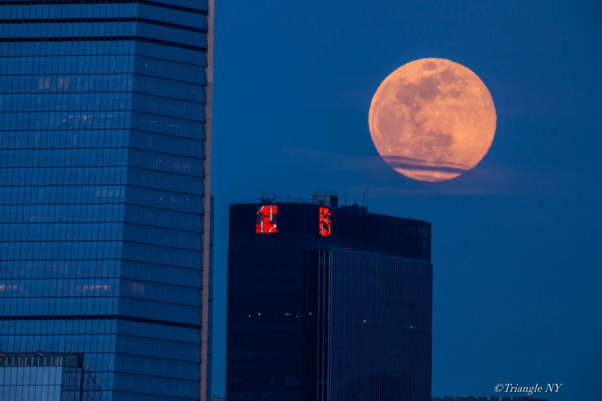 Second Super Moon in April 7 2020 -Super Pink Moon- 〈記録〉_a0274805_05205991.jpg