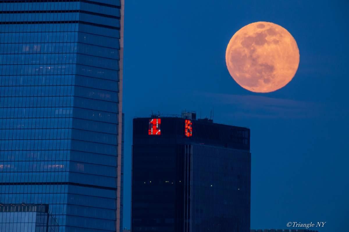 Second Super Moon in April 7 2020 -Super Pink Moon- 〈記録〉_a0274805_05215054.jpg