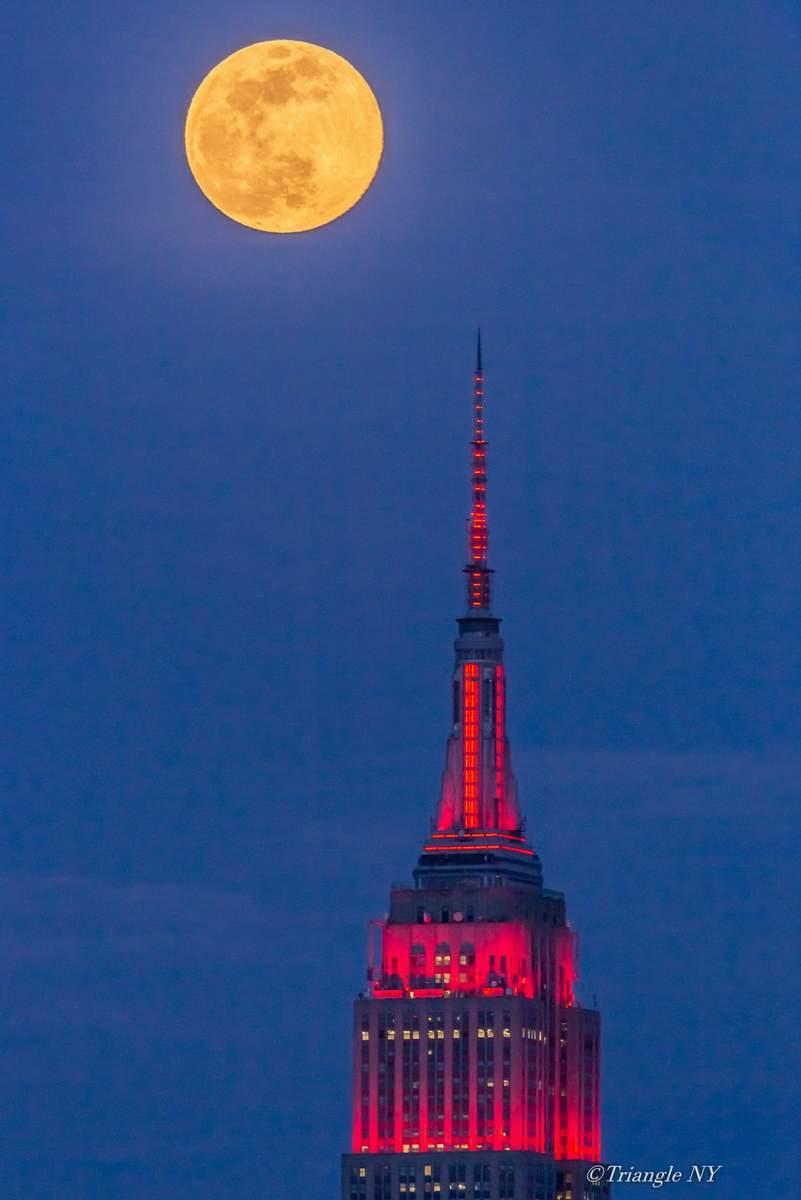 Second Super Moon in April 7 2020 -Super Pink Moon- 〈記録〉_a0274805_05452702.jpg
