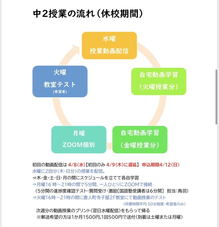 新年度の中学コース授業について【休校期間】_d0116009_02132276.jpg