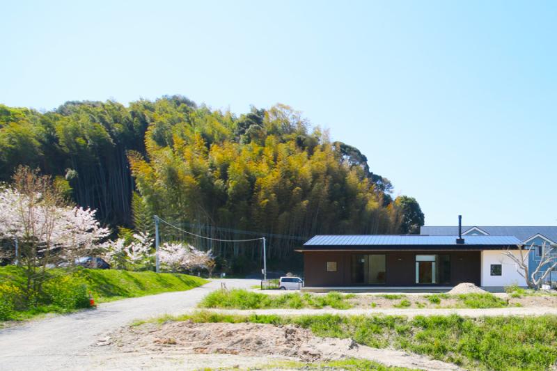 糸島「大庇の家」が完成しました。_e0029115_15502643.jpg