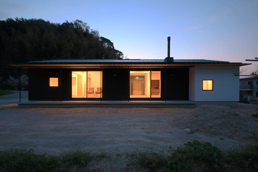 糸島「大庇の家」が完成しました。_e0029115_15503519.jpg