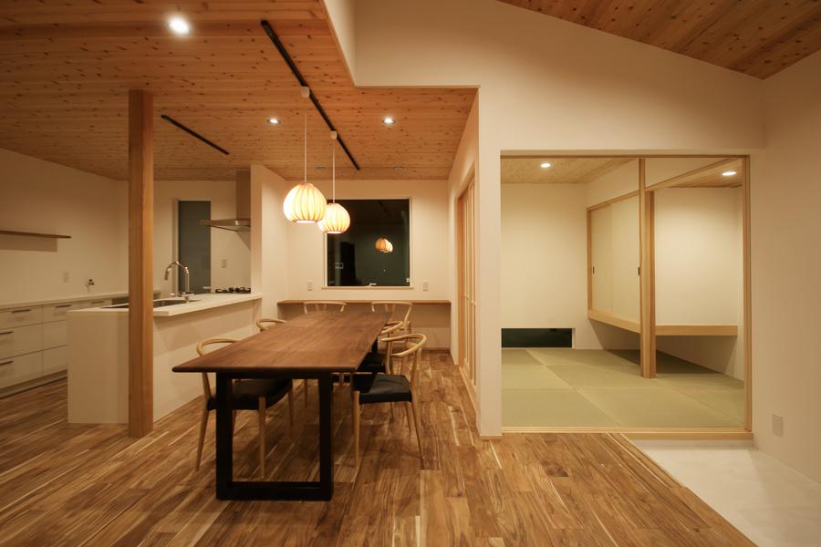糸島「大庇の家」が完成しました。_e0029115_15520940.jpg