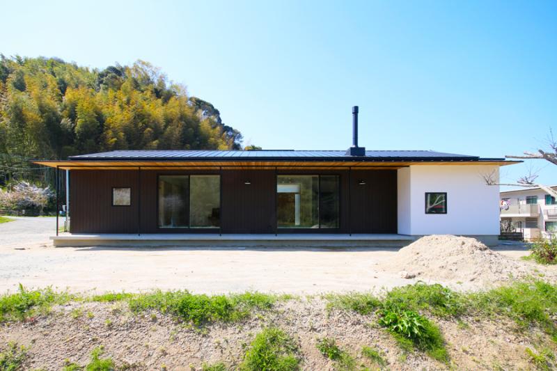 糸島「大庇の家」が完成しました。_e0029115_15522334.jpg