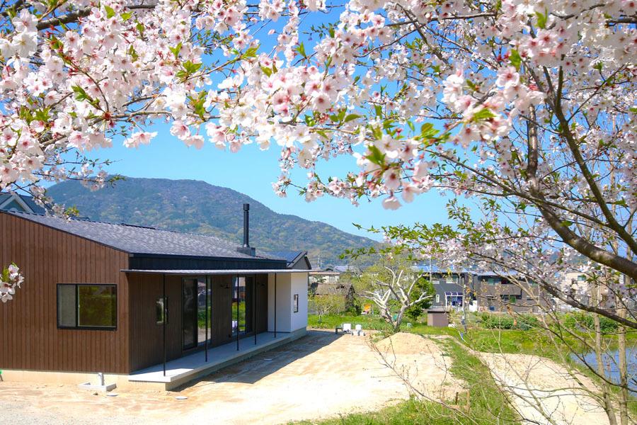 糸島「大庇の家」が完成しました。_e0029115_16542804.jpg