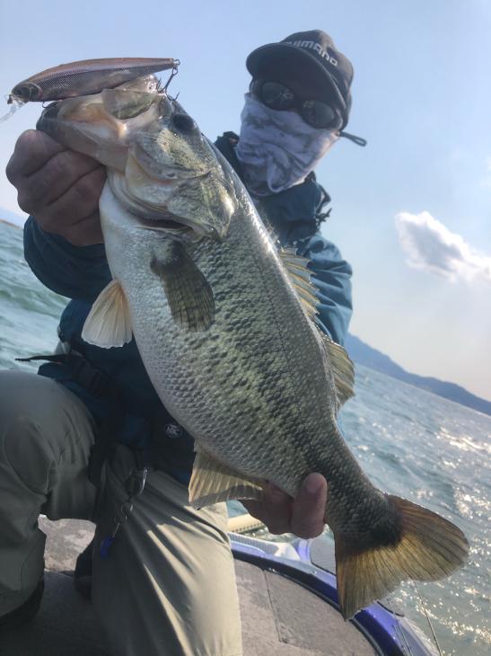 魚を浮かすべし!_e0100021_21265319.jpg