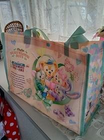消毒できる買い物に持って行くバッグを作ってみました_c0036138_16335314.jpg