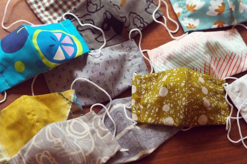 「eco bag & mask set」10タイプ_e0243765_22221886.jpg
