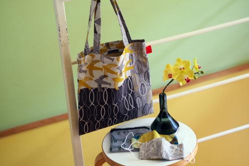 「eco bag & mask set」10タイプ_e0243765_22245877.jpg