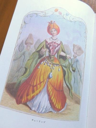Book:グランヴィル 花の幻想_c0084183_19470653.jpg