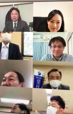 「新型コロナウイルス」議会としての対応も協議 R2年4月9日_d0084783_10373001.jpg