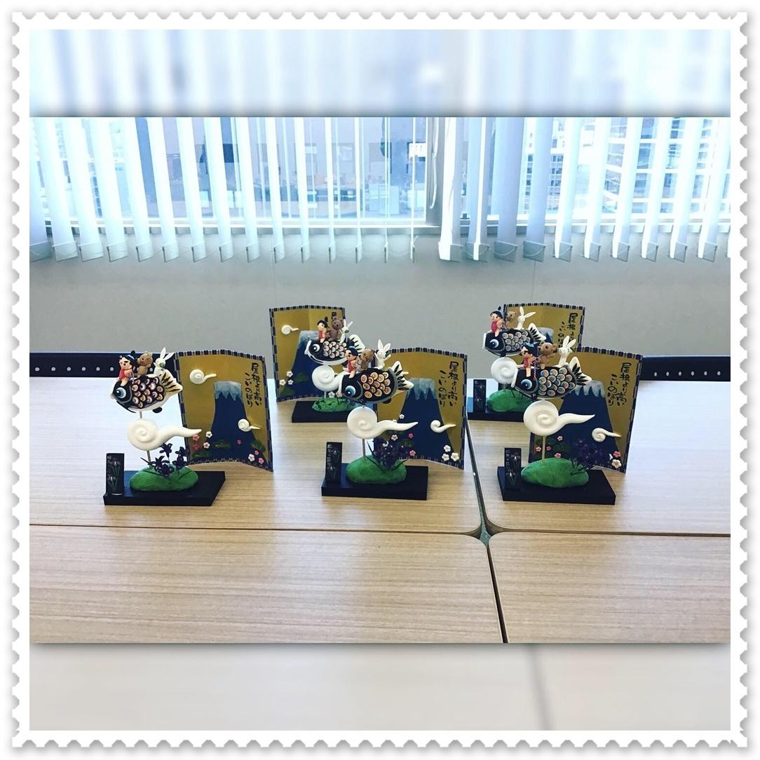 【くれいBOXアート~季節を彩る樹脂粘土~】体験会レポート_c0357605_11215953.jpg