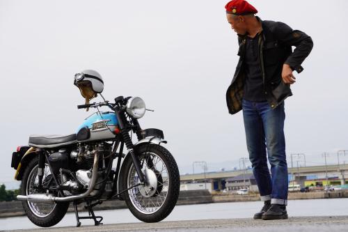 Haya & Triumph T120 Bonneville (2019.11.24/TOKONAME)_f0203027_14530793.jpg