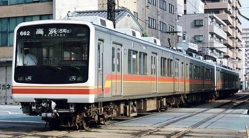 伊予鉄道 610系_e0030537_21524052.jpg