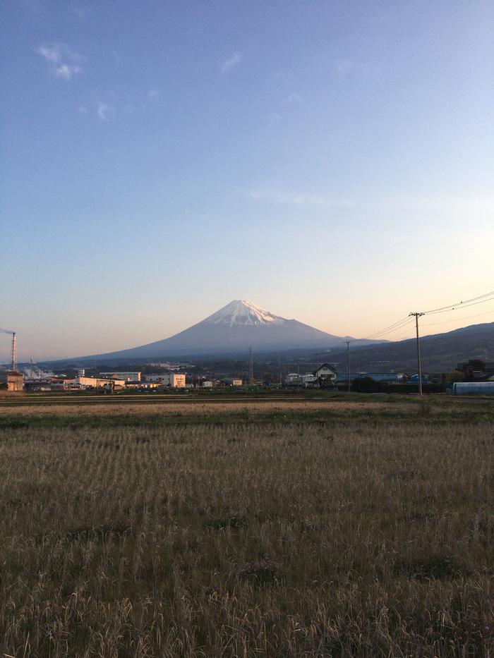 4月の富士山_e0102445_14245036.jpg