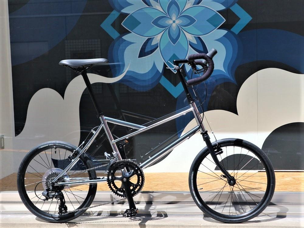 BRUNO VENTURA からFLAME bike限定カラー_e0188759_14014022.jpg