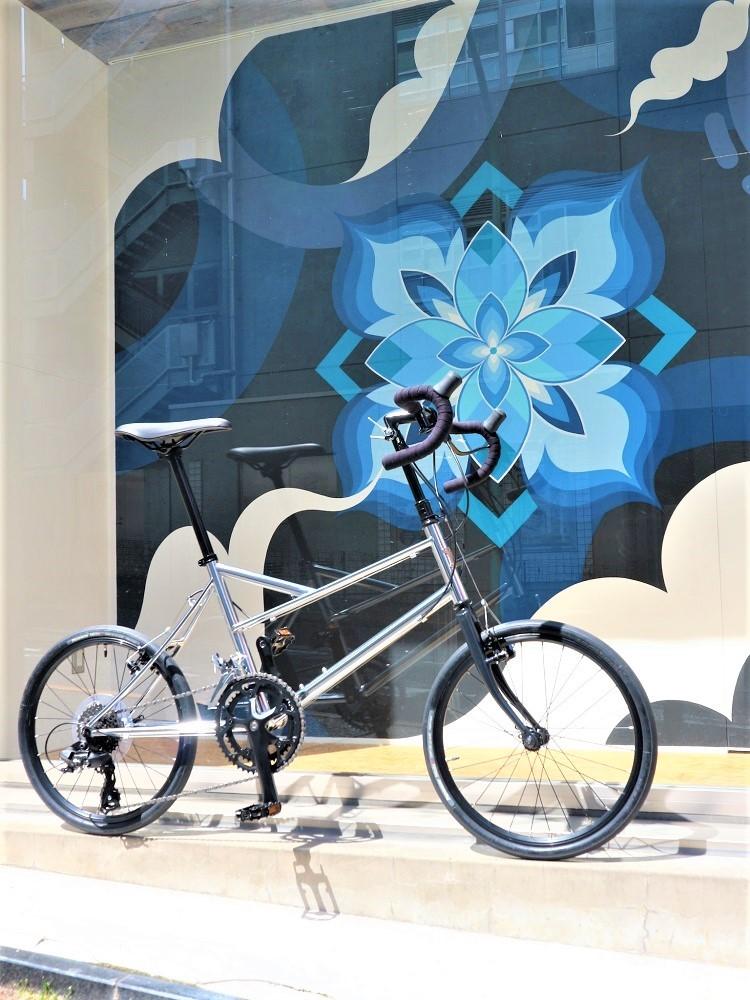 BRUNO VENTURA からFLAME bike限定カラー_e0188759_14014367.jpg
