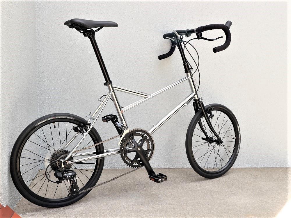 BRUNO VENTURA からFLAME bike限定カラー_e0188759_14014662.jpg