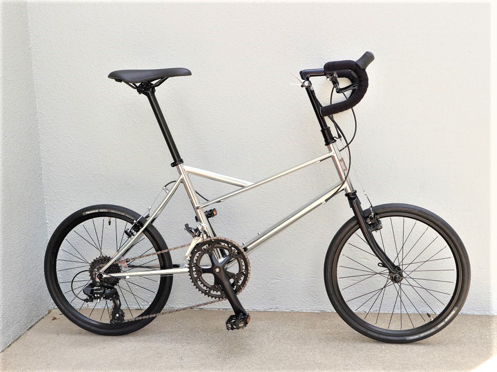 BRUNO VENTURA からFLAME bike限定カラー_e0188759_14014978.jpg