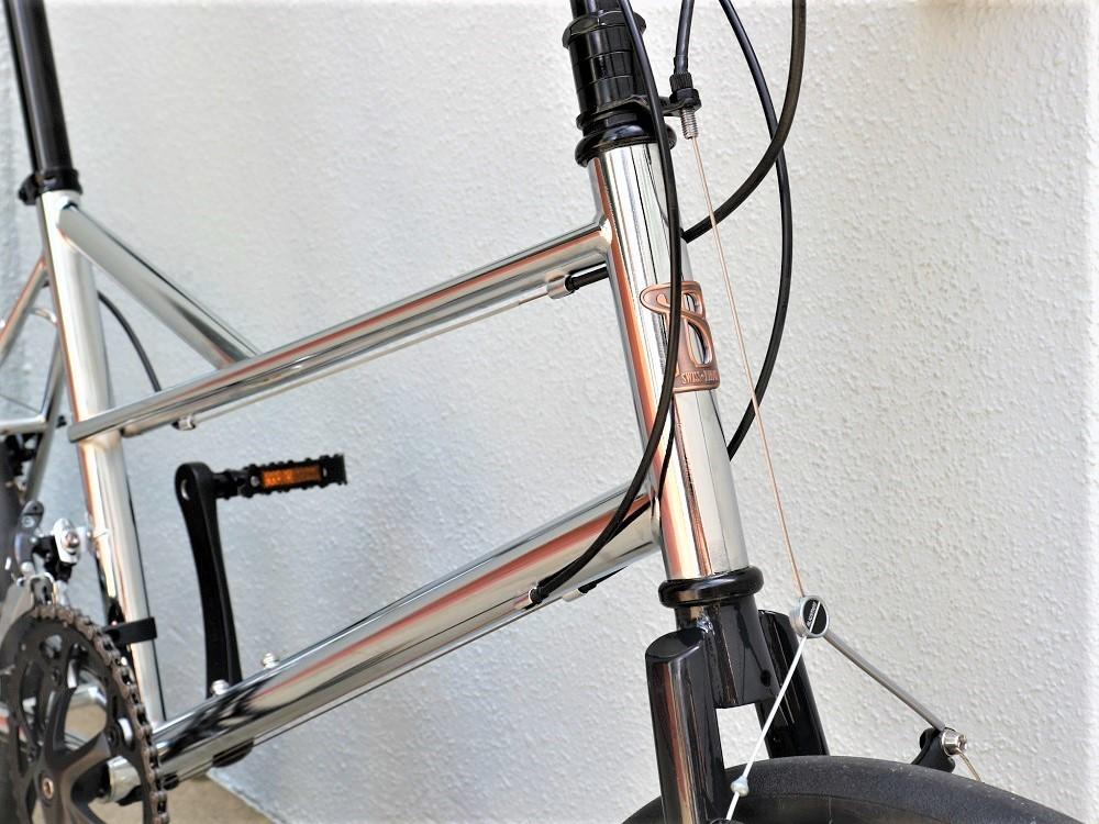BRUNO VENTURA からFLAME bike限定カラー_e0188759_14015156.jpg
