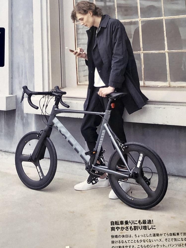 4月10日 渋谷 原宿 の自転車屋 FLAME bike前です_e0188759_17344912.jpeg