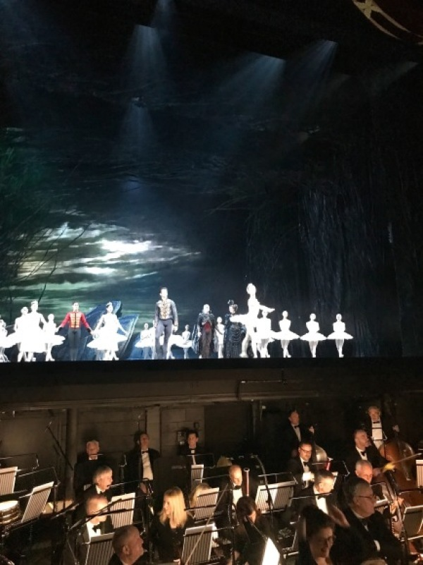 パリ旅行備忘録ーロイヤル・バレエの白鳥の湖を鑑賞 in London_d0129786_13303425.jpg