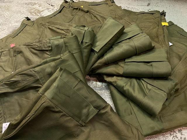 再入荷!! NOS 50\'s U.S Army M-51 Modified Field Cargo Pants!!(マグネッツ大阪アメ村店)_c0078587_16445236.jpg