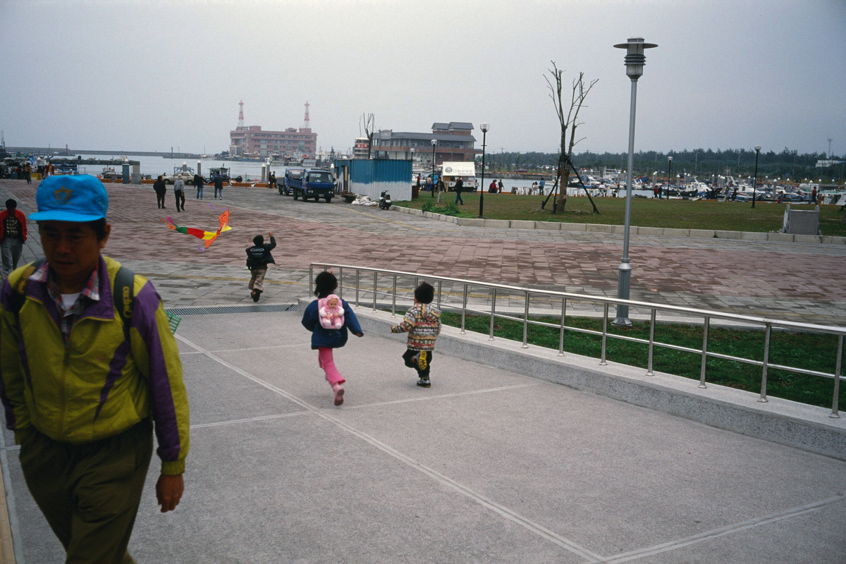 【台湾散歩2001後編】淡水  仲間と北の港町へ_b0061717_16035255.jpg