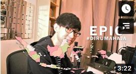 映像:EPIC COLLAB! Lagu DI RUMAH AJA Dalam 42 Bahasa Daerah「おうちにいよう」をインドネシアの42の言葉で_a0054926_00340294.jpg