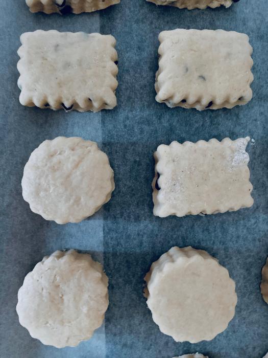 自家製酵母、スペルト小麦でスコーンを作る_c0162653_14575443.jpg