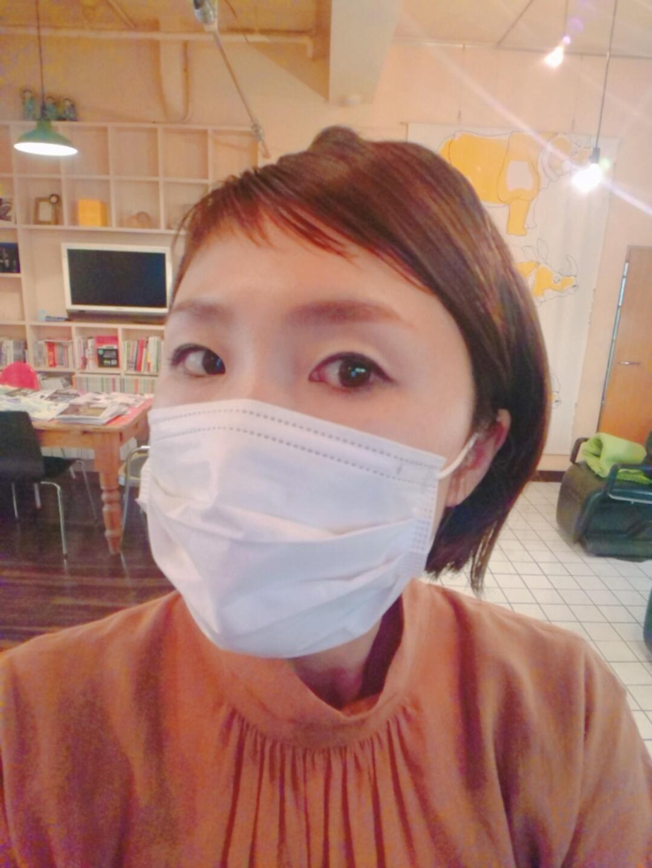 マスクでもスッキリと_a0272765_18174615.jpg