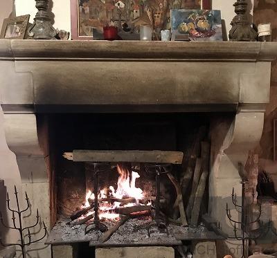 """フランス古道具 """"S\""""  暖炉のふいご_e0051968_21160929.jpg"""