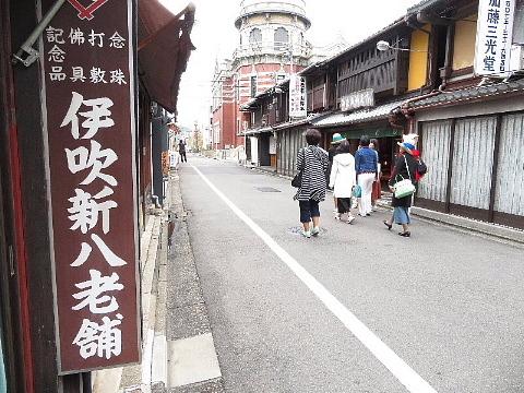 「足袋」に誘われた京の旅。_b0141773_23470051.jpg