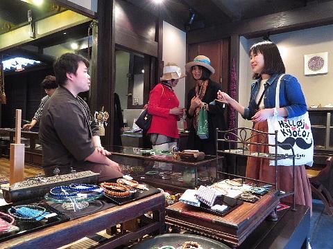 「足袋」に誘われた京の旅。_b0141773_23530544.jpg