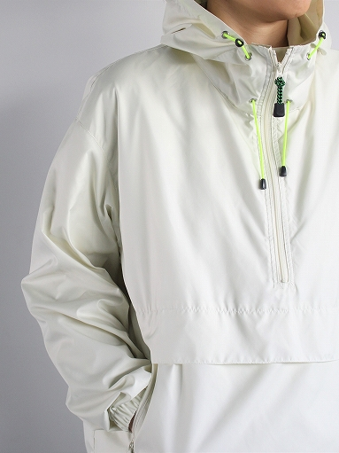 R&D.M.Co- FIELD PULL OVER HOODIE / Off White_b0139281_12311235.jpg