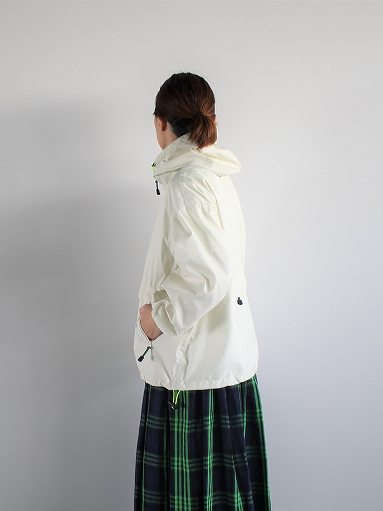 R&D.M.Co- FIELD PULL OVER HOODIE / Off White_b0139281_12314266.jpg