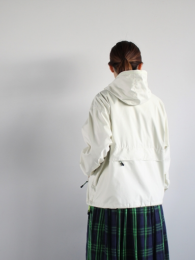R&D.M.Co- FIELD PULL OVER HOODIE / Off White_b0139281_12314943.jpg