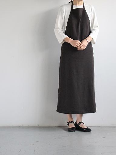 THE HINOKI Organic Cotton 3/4 Sleeve Layered Dress (PRODUCTS FOR US)_b0139281_16505972.jpg