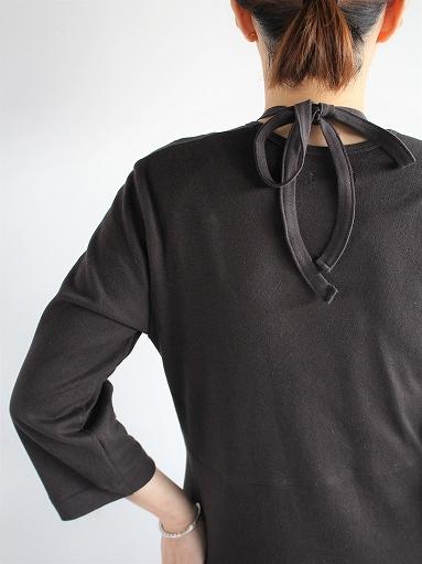 THE HINOKI Organic Cotton 3/4 Sleeve Layered Dress (PRODUCTS FOR US)_b0139281_16515128.jpg