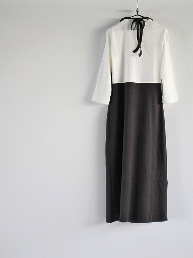 THE HINOKI Organic Cotton 3/4 Sleeve Layered Dress (PRODUCTS FOR US)_b0139281_16521132.jpg