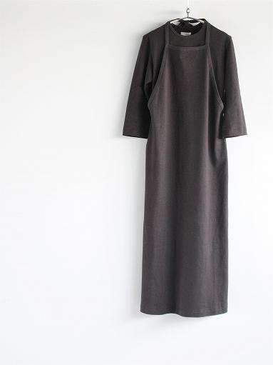 THE HINOKI Organic Cotton 3/4 Sleeve Layered Dress (PRODUCTS FOR US)_b0139281_16521696.jpg