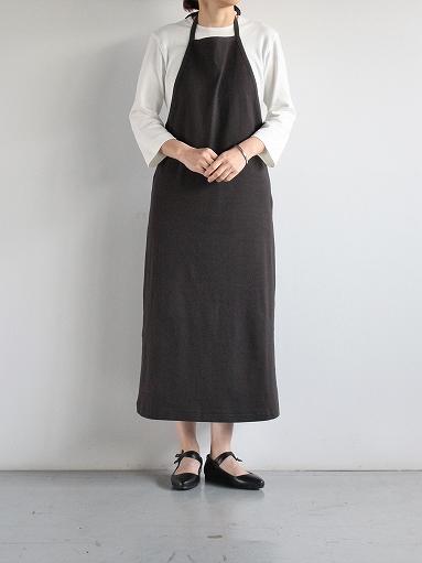THE HINOKI Organic Cotton 3/4 Sleeve Layered Dress (PRODUCTS FOR US)_b0139281_16524850.jpg