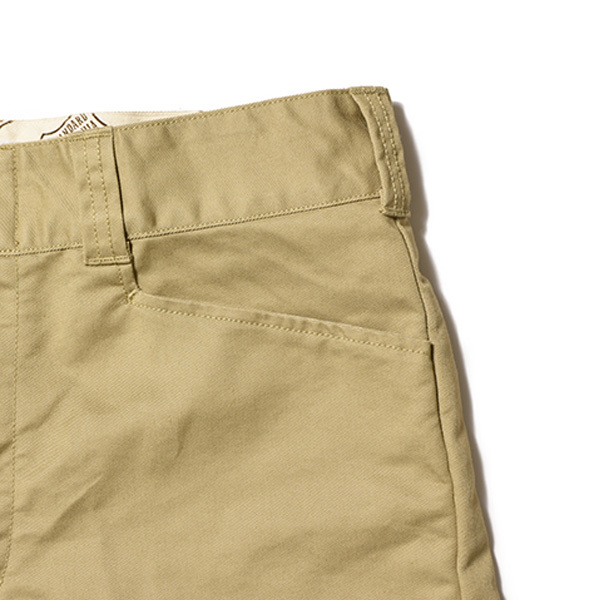 【DELIVERY】 STANDARD CALIFORNIA - Coolmax Stretch Twill Work Shorts_a0076701_12295897.jpg
