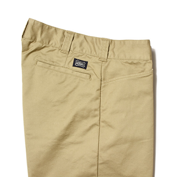 【DELIVERY】 STANDARD CALIFORNIA - Coolmax Stretch Twill Work Shorts_a0076701_12300866.jpg