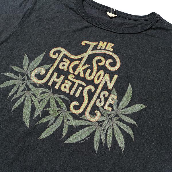 【DELIVERY】JACKSON MATISSE - GO HEMP×JM 70\'s Style Logo T_a0076701_12390133.jpg