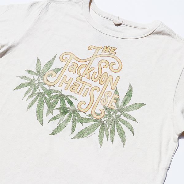 【DELIVERY】JACKSON MATISSE - GO HEMP×JM 70\'s Style Logo T_a0076701_12394891.jpg